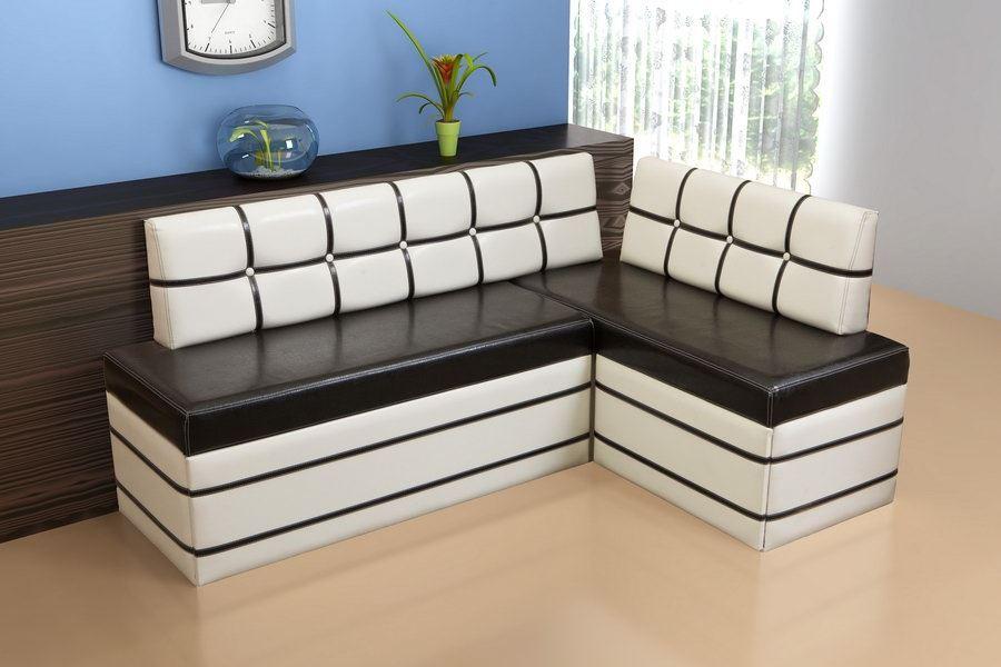 диван со спальным местом на кухню дизайн