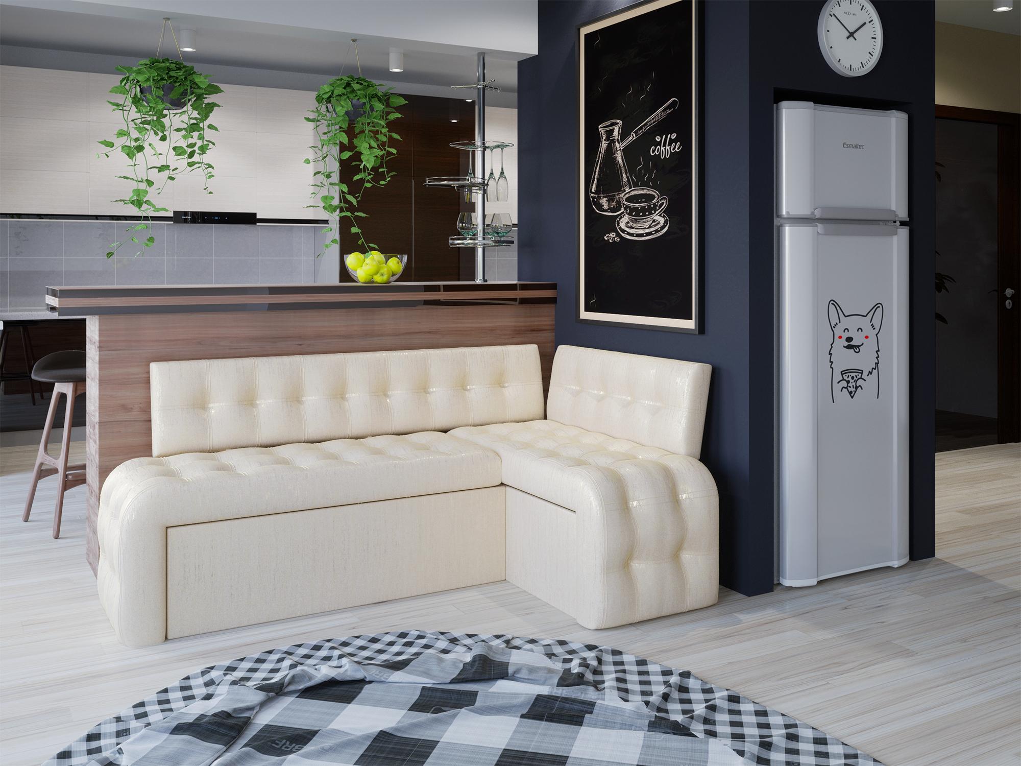 диван со спальным местом на кухню идеи фото