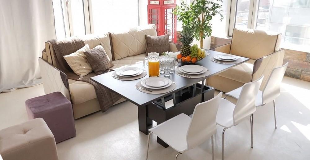 диван со спальным местом на кухню фото дизайн