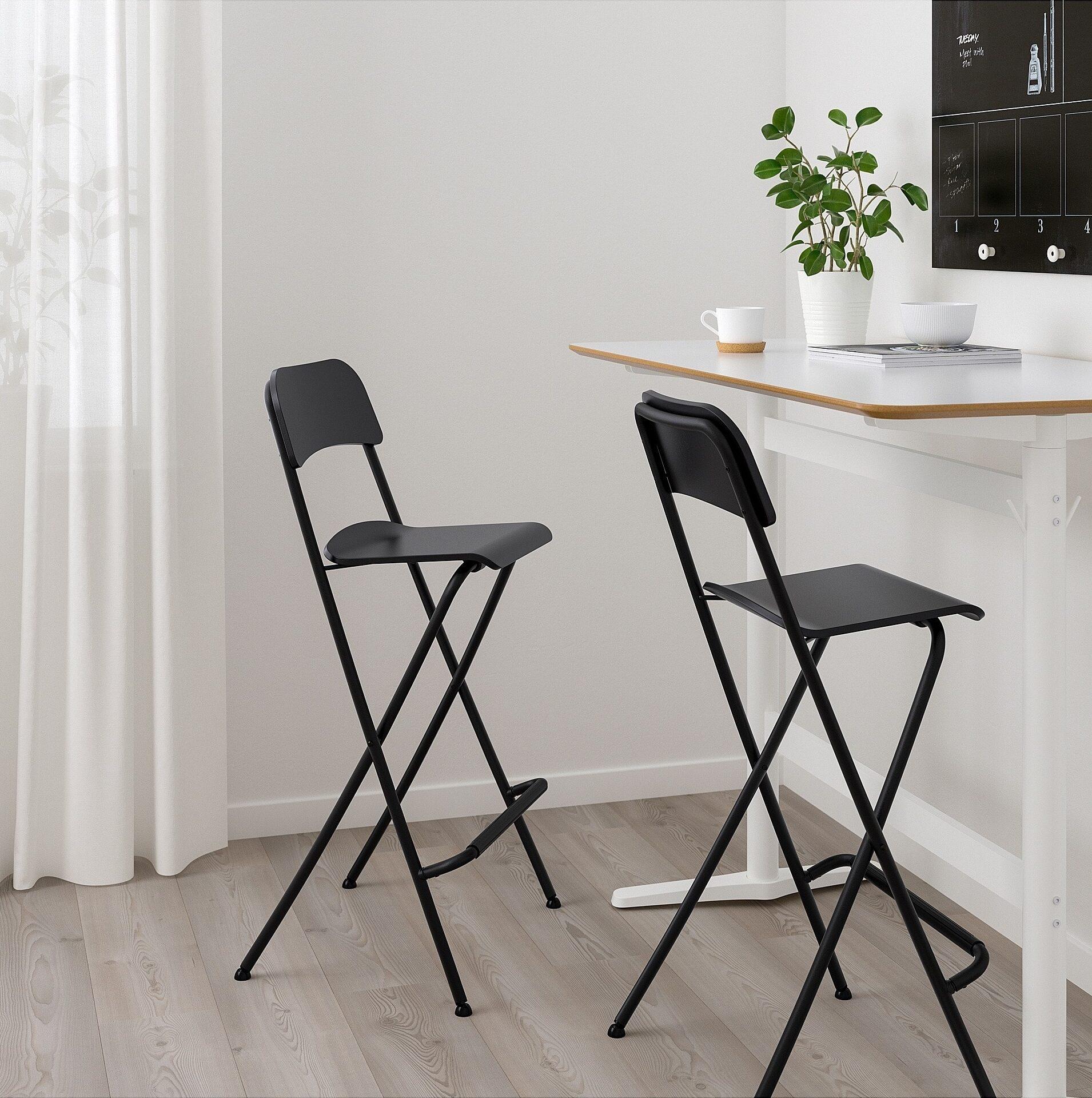 складной стул барный икеа