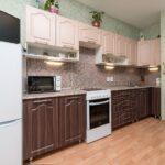 кухня беленый дуб дизайн