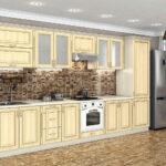 кухня беленый дуб дизайн фото