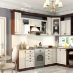 кухня беленый дуб фото идеи