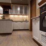 кухня из беленого дуба идеи дизайна