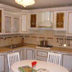 кухня из беленого дуба идеи дизайн