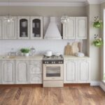 кухня из беленого дуба идеи декор