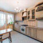 кухня из беленого дуба фото оформление