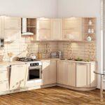 кухня из беленого дуба идеи оформление