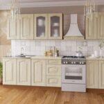 кухня из беленого дуба виды