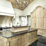 кухня из беленого дуба варианты фото