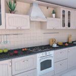 кухня из беленого дуба фото вариантов