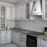 кухня из беленого дуба варианты идеи