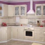 кухня из беленого дуба идеи варианты
