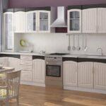 кухня из беленого дуба виды идеи