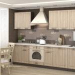 кухня из беленого дуба фото идеи