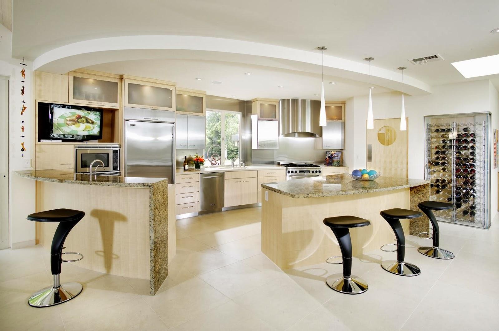 особенности размещения кухонного гарнитура