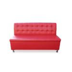 кухонная скамья красная диван