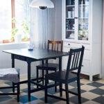 стулья икеа на кухне фото