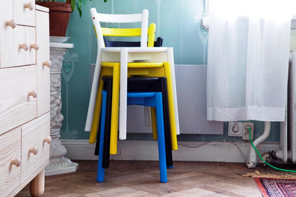 табуреты и стулья икеа дизайн фото