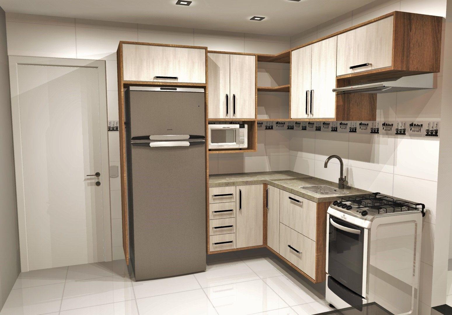 стиль дизайна кухни