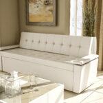 кухонный диван прямой 1