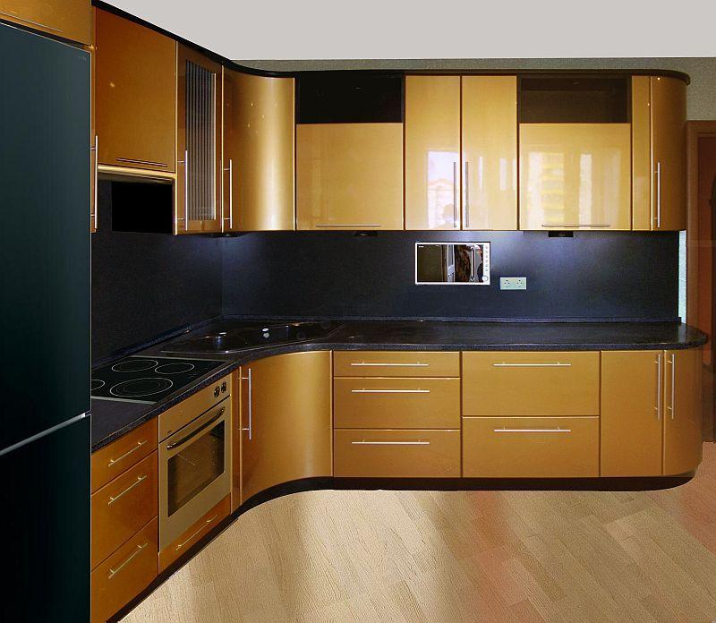 представляет собой кухни с эмалевыми фасадами фото все материалы