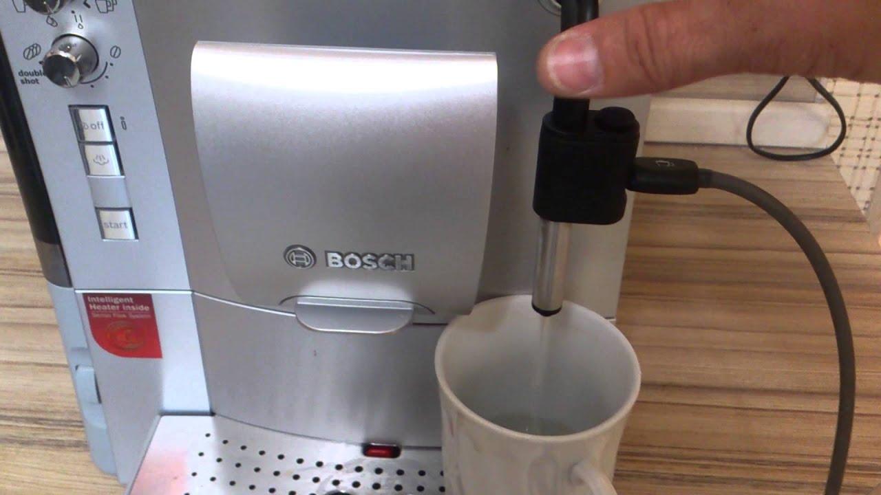чистка кофемашины Бош
