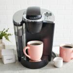 чистка кофеварки фото