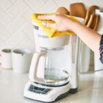 чистка кофеварки фото идеи