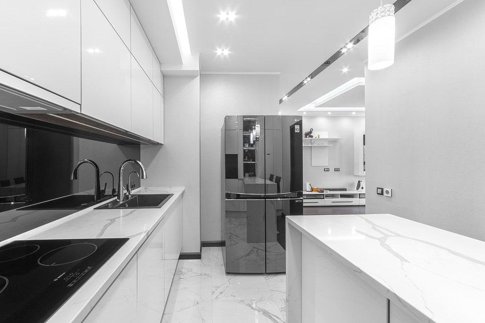 холодильник для дома дизайн идеи