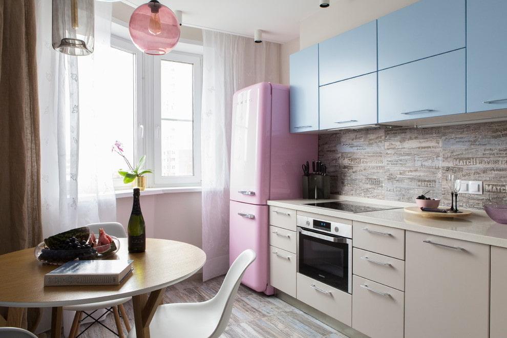 холодильник для дома фото дизайна
