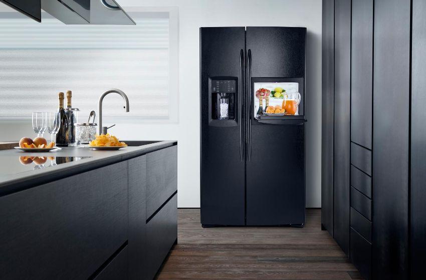 холодильник для дома фото