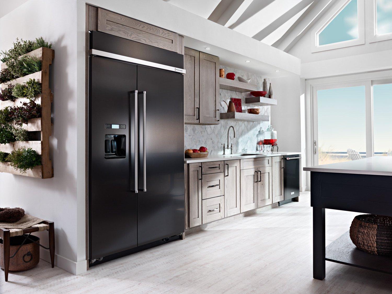 холодильник для дома идеи