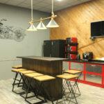 Идеи для офисной кухни