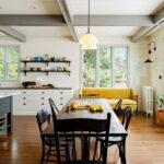 кухня с диваном декор идеи