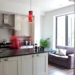 кухня с диваном фото интерьера