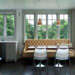 кухня с диваном варианты фото