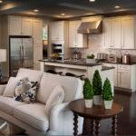 кухня с диваном идеи фото