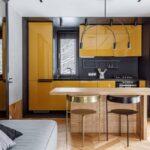 кухня с диваном идеи вариантов