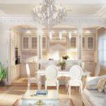 кухня с диваном виды фото