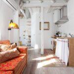 кухня с диваном фото виды