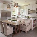 кухня с диваном фото идеи