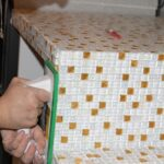 кухонная столешница после обновления