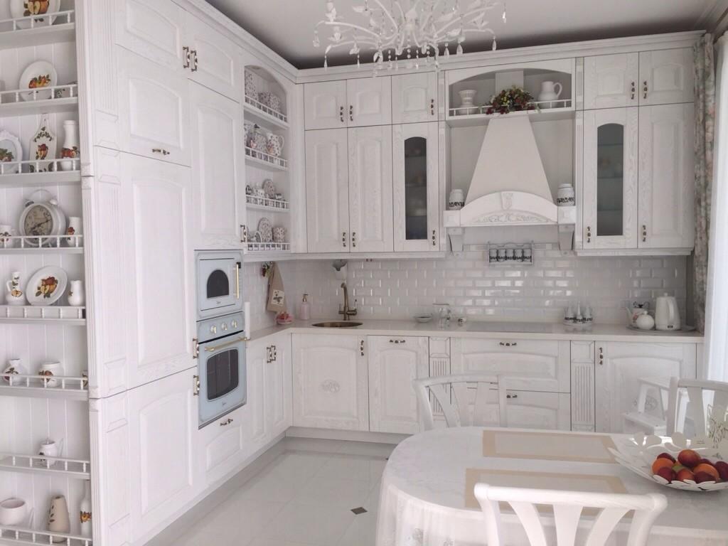 мебель классического стиля кухни