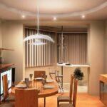 объединение балкона с кухней 26
