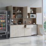 офисная мини-кухня 2