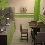 офисная мини-кухня 12