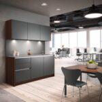 офисная мини-кухня 19