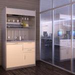 офисная мини-кухня 21