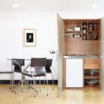 офисная мини-кухня 27